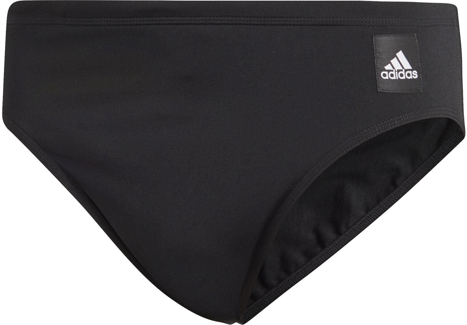 adidas Pro Solid Boxer Badehose Herren blackwhite